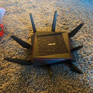 ASUS RT-AC5300 Gaming Router for Sale in Austin, TX