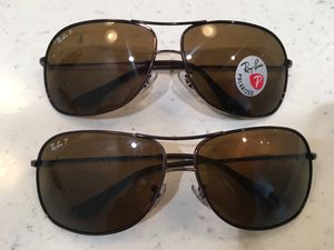 Ray Ban Sunglasses Brown for Sale in Stanton, CA