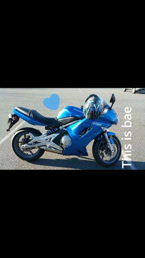 Kawasaki ninja 650r for Sale in Upperville, VA