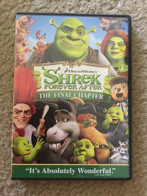 Shrek 3 dvd for Sale in Melbourne, FL