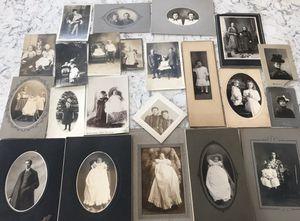 22 Antique Victorian Photographs / Photos for Sale in Spokane Valley, WA