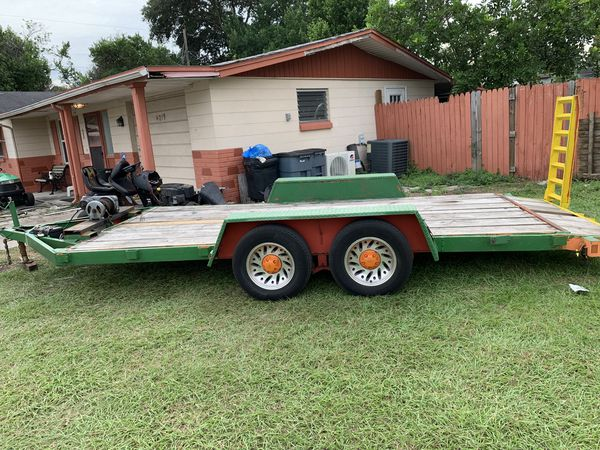 Junk car carrier or any car!
