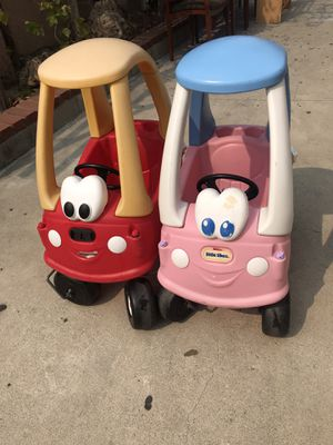 2 Push Cars for Sale in El Monte, CA