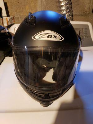 Zox motorcycle helmet for Sale in Obetz, OH