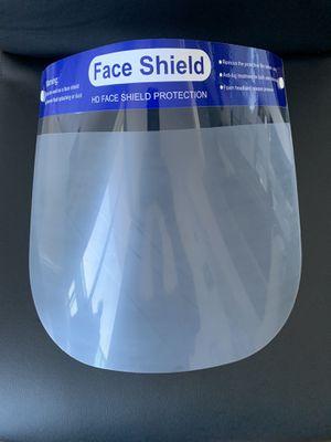 Face Shield paquete de 5 unidades for Sale in Miami, FL