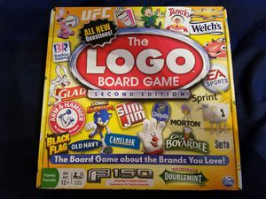 The Logo Board Game for Sale in Houston, TX