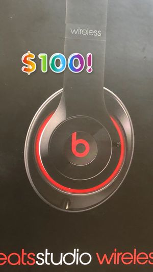 Beats Studio Wireless 2.0! for Sale in Falls Church, VA