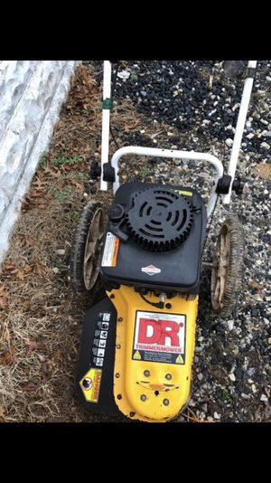 Walk behind DR trimmer for Sale in Baltimore, MD