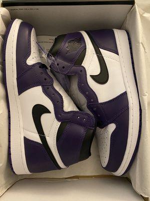 Jordan Court purple 1 for Sale in Federal Way, WA