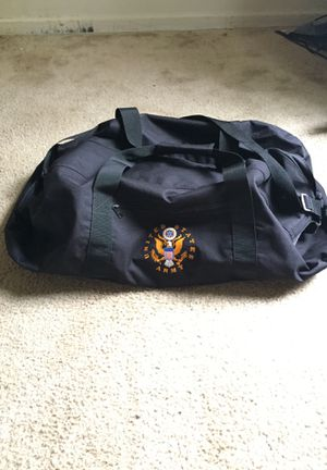 US Army Duffle Bag for Sale in Burtonsville, MD