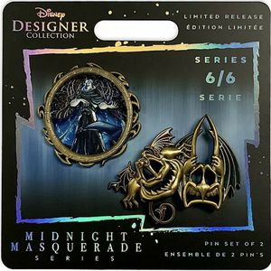 Hades Disney Midnight Masquerade Pin Set Limited Edition for Sale in Anaheim, CA