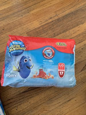 Swim diapers size large new for Sale in El Monte, CA