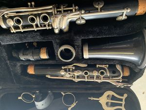 Clarinet wood for Sale in Dallas, TX