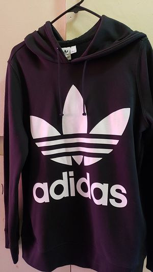 Size M Black Adidas Sweater for Sale in Hawthorne, CA