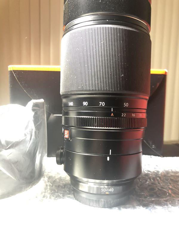 New FUJIFILM XF 50-140mm f/2.8 R LM OIS WR Lens