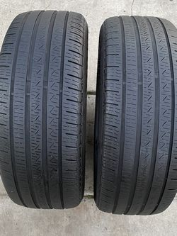 2 tires 215/55/17 pirelli for Sale in Bakersfield,  CA