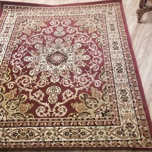 Red Persian Floral Rug for Sale in Irvine, CA