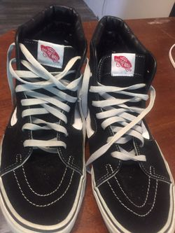 Vans size 13 for Sale in Shirley,  IL