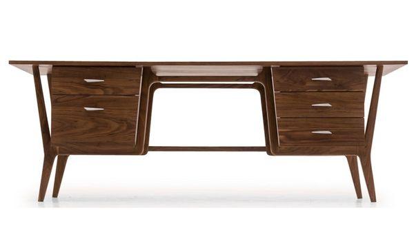 Walnut Wooden Desk