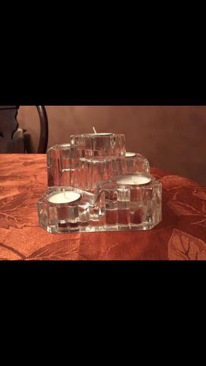 Party Lite Glass Votive Holder for Sale in Virginia Beach, VA