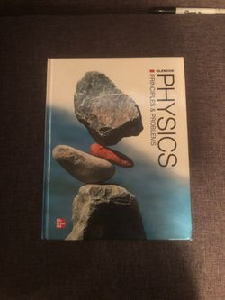 McGraw Hill Glencoe Physics Textbook for Sale in Autaugaville,  AL