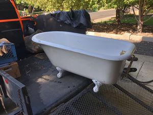 Claw foot tub for Sale in Chico, CA