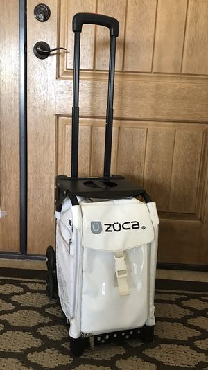 Zuca bag with frame. Ice skating . Figure skating . for Sale in Bakersfield, CA
