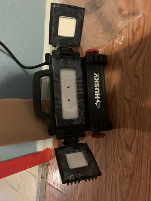 Husky 3200 worklight for Sale in City of Orange, NJ