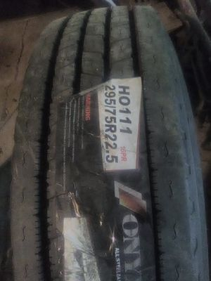 285-75-22.5 low ppro 16 ply trailer tire for Sale in CORP CHRISTI, TX
