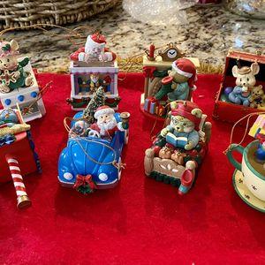 Hallmark 10 pc Ornament Collection for Sale in Alexandria, VA