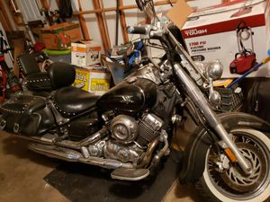 Yamaha VStar classic 650 for Sale in Sioux Falls, SD