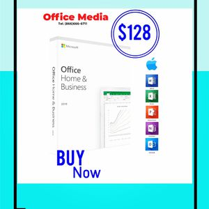 Microsoft home and business 2019 download version for Sale in Los Angeles, CA