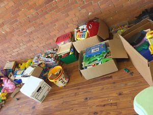 Kids toys and books for Sale in Cleveland, OH