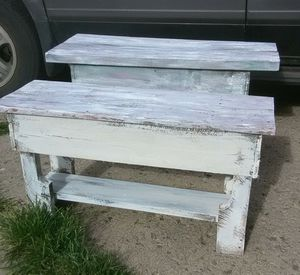Rustic bench/table for Sale in Columbus, OH