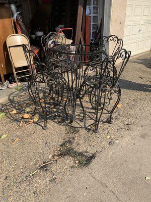 Metal furniture for Sale in Anaheim, CA