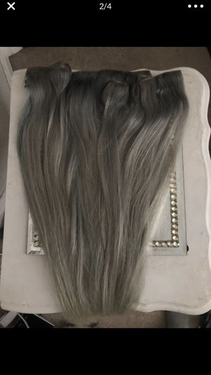 Clip In Human Hair Extensions for Sale in Colorado Springs, CO