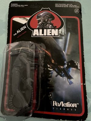 Funko - ReAction Figures - THE ALIEN - Action Figure NIB NEW for Sale in Pembroke Pines, FL