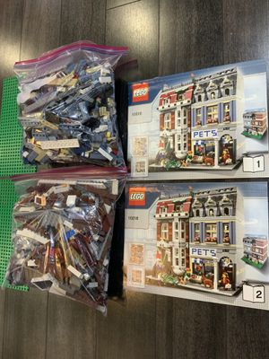 Lego 10218 pet shop was $350 now $120 for Sale in Irvine, CA