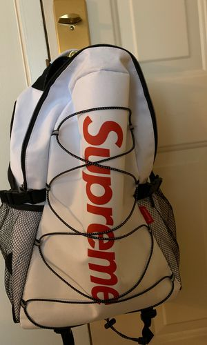 Used supreme backpack for Sale in Bethesda, MD