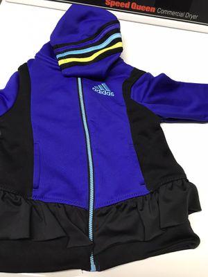 Adidas girls jacket 4T for Sale in Menomonie, WI