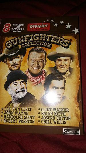 Gunfighter's Collection 2 DVD for Sale in Marietta, GA