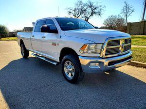 2011 dodge ram 2500 4x4 diesel commins for Sale in Mesquite, TX