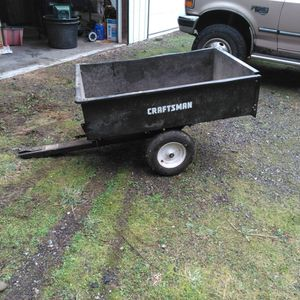 Craftsman Lawn Garden Cart for Sale in North Bend, WA