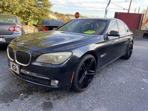 09 bmw 750li for Sale in Roswell, GA