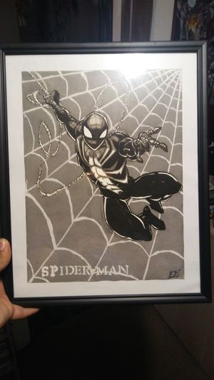 Spider-Man custom painting for Sale in Oklahoma City, OK