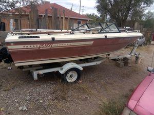 1980's Galaxy boat for Sale in Pueblo, CO