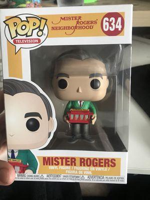 Mister Rogers brand new Funko POP toy figure for Sale in El Cerrito, CA
