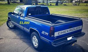 🇺🇸🎀1997 Chevrolet C/K Pickup 1500 Silverado Z71🎀🇺🇸 for Sale in Richmond, VA