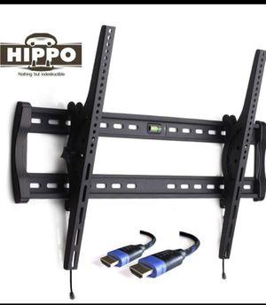 "HIPPO HP8017 Heavey Duty TV Mount Bracket for most 30""- 63"" for Sale in Pomona, CA"