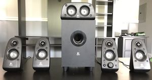 Logitech 6-Piece Sound System for Sale in Tampa, FL